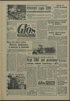 Głos Koszaliński. 1968, wrzesień, nr 233