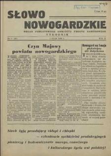 Słowo Nowogardzkie. R.3, 1954 nr 11