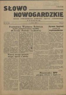 Słowo Nowogardzkie. R.3, 1954 nr 12