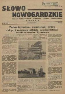 Słowo Nowogardzkie. R.3, 1954 nr 13