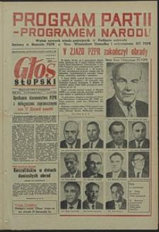 Głos Koszaliński. 1968, listopad, nr 277