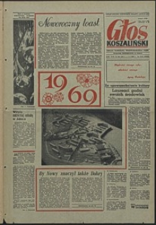 Głos Koszaliński. 1968, grudzień, nr 313/1