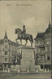 Stettin, Kaiser Wilhelm-Denkmal