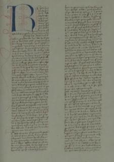 Repeticio sive Tractatus Pauli de Palatzolis super statuo quodam