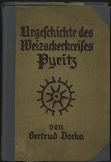 Urgeschichte des Weizacker-Kreises Pyritz