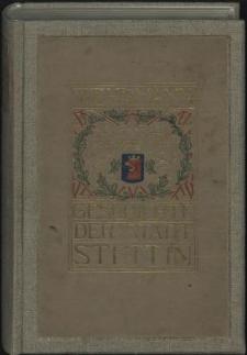 Geschichte der Stadt Stettin