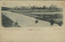 Stargard in Pommern, Generalansicht