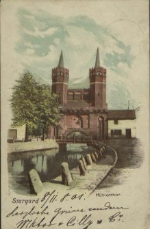 Stargard, Mühlentor