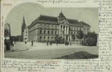 Stettin, Generallandschaftsgebäude