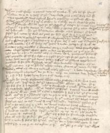 Quedam interlinearia et addiciones Bo[naguidae?] ad glossam VI libri
