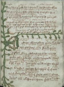 Hymni de tempore et de sanctis cum glossis
