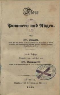 Flora von Pommern und Rügen
