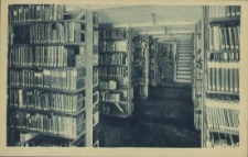 Stadt- und Volksbücherei Stettin, Büchermagazin der Stadtbücherei