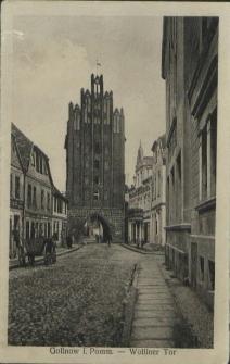Gollnow in Pommern, Wolliner Tor