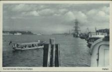 Swinemünde-Osternothhafen, Hafen