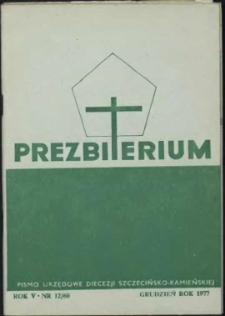 Prezbiterium. 1977