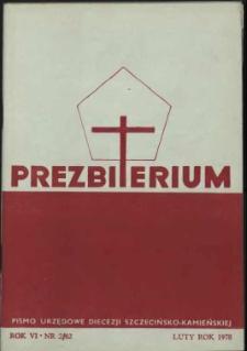 Prezbiterium. 1978 nr 2