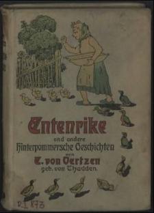 Entenrike und andere hinterpommersche Geschichten