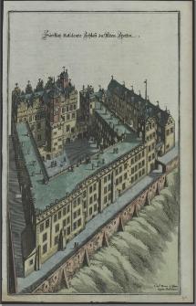 Fürstlich Residentz Schloss zu Alten Stettin