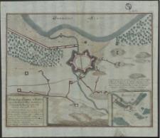Belägerúng Damme, in Pommern dúrch Ihr Kaÿserl.: May: He General Feldzeügmeister Baron de Souches und mit acort erobert, im 9bris [Novembris]. A. 1659