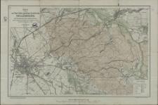 Karte von dem zur Stadt Köslin gehörigen Forstbezirke Gollenberg