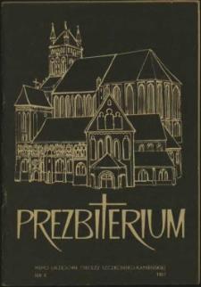 Prezbiterium. 1981 nr 6