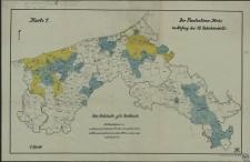 Der Fürstentums-Kreis im Anfang des 19.Jahrhunderts. Karte 1