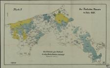 Das Fürstentum Kammin in Jahre 1628. Karte 2