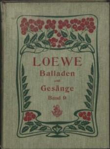 Carl Loewes Werke. Bd 9 Sagen, Märchen, Fabeln. Aus Thier- und Blumenwelt