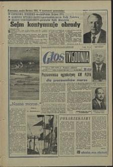 Głos Koszaliński. 1969, czerwiec, nr 165